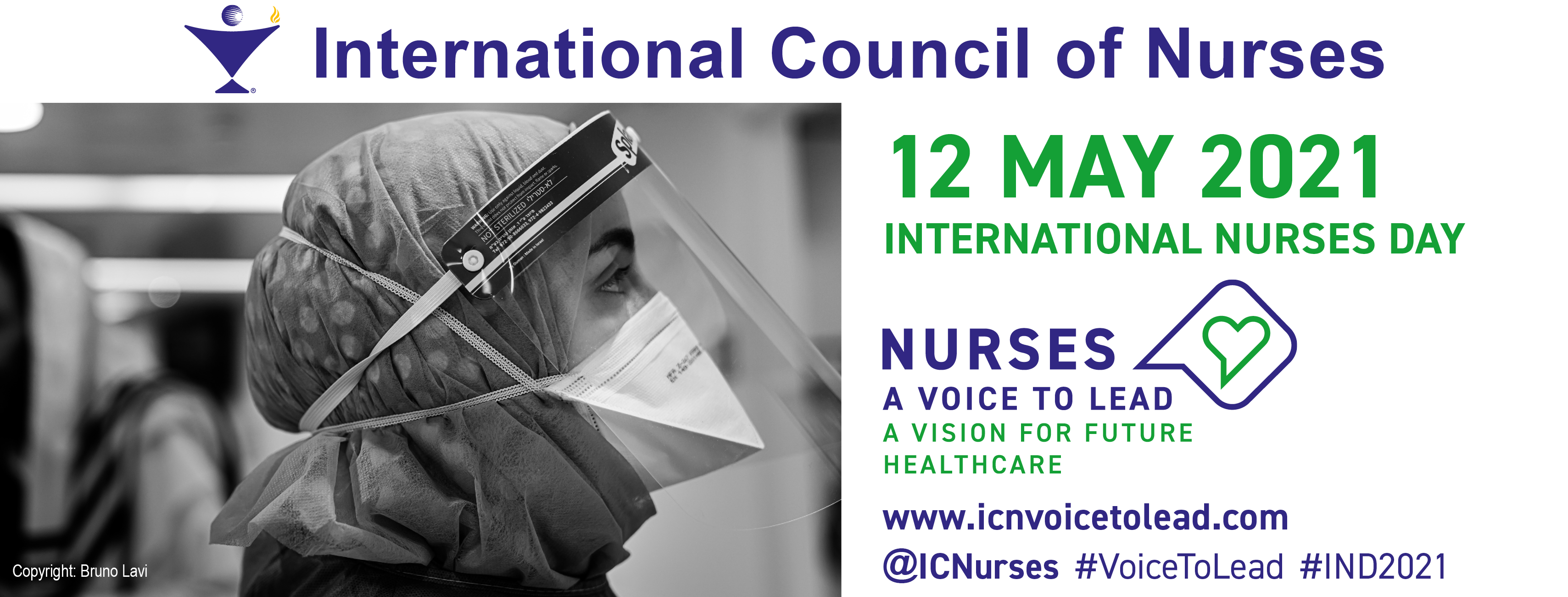 International Nurses Day – transforming health – and care