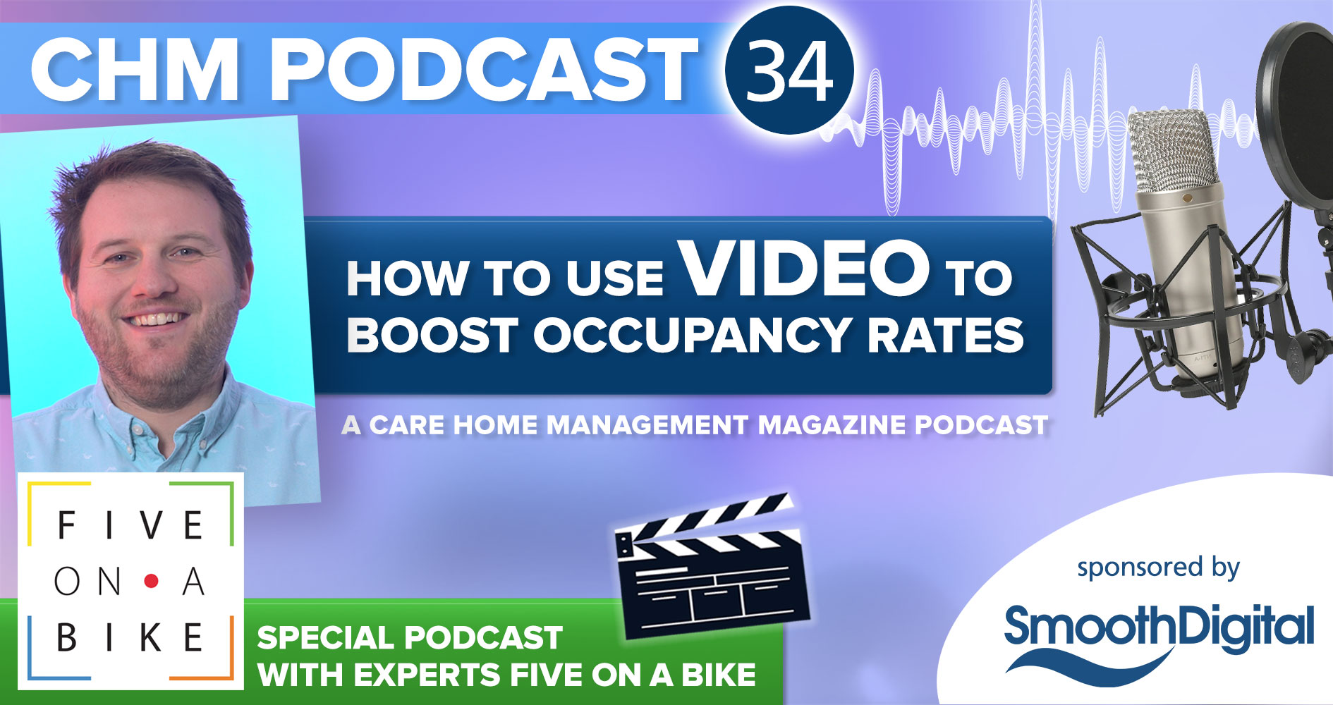 Care Home Management Podcast 34 | UK Care Home Industry News