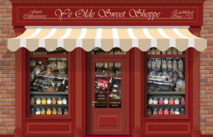 sweet shop front | Care Home Information