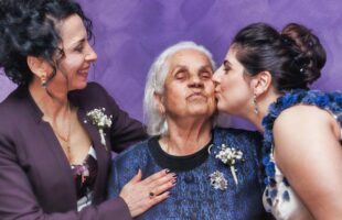 two visiting relative in care home | Nursing Home News