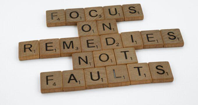 scrabble tiles slogan | Care Home Providers Guidance