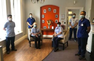 Cornerstone Healthcare staff | Care Home Providers Guidance