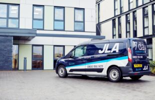 JLA Care Home and van | Care Home Agency Advice