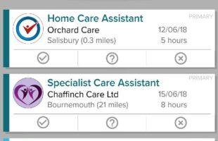 DirectCareHub app   Care Home News