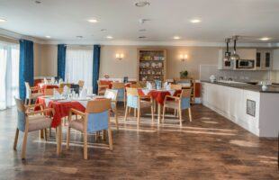 Care Home Kitchen and dining | Professional Care Home Advice