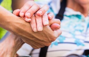 Holding hands | Nursing Home News