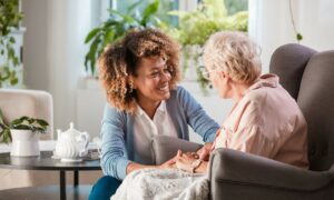 Top tips for the best care during Alzheimer's Month