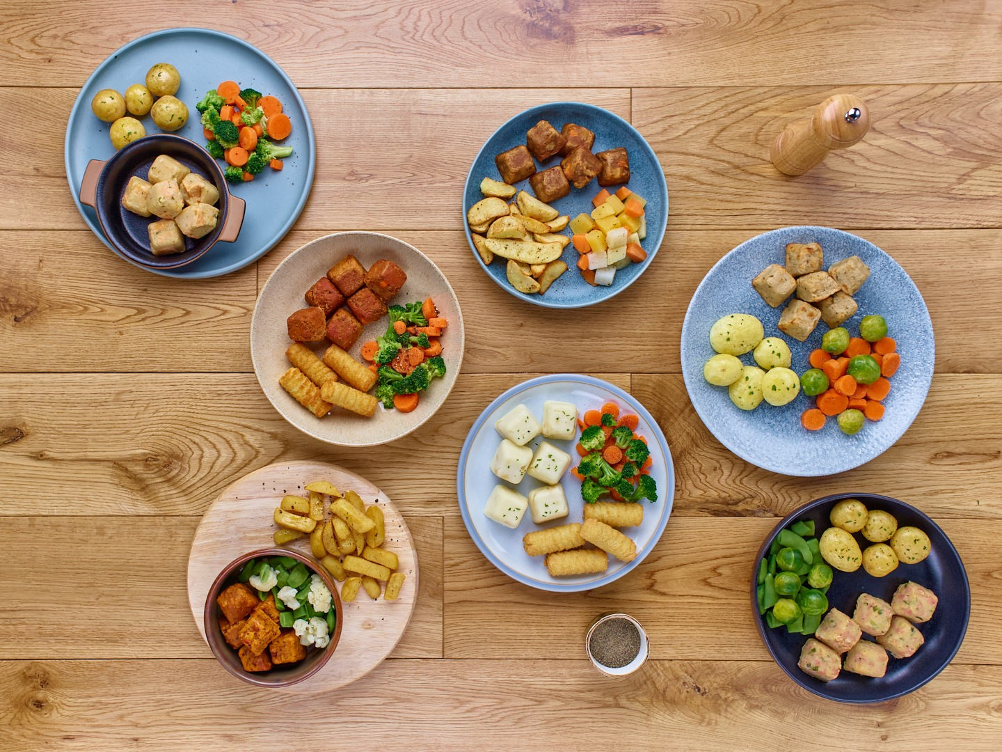 Finger food range will help residents with dementia