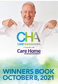 Care Home Awards advert | Care Home Advice